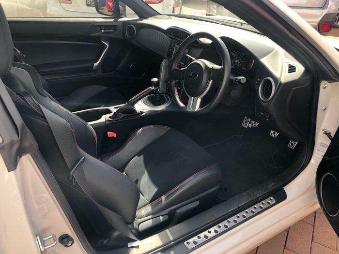 2016 Subaru BRZ Z1 MY16 White