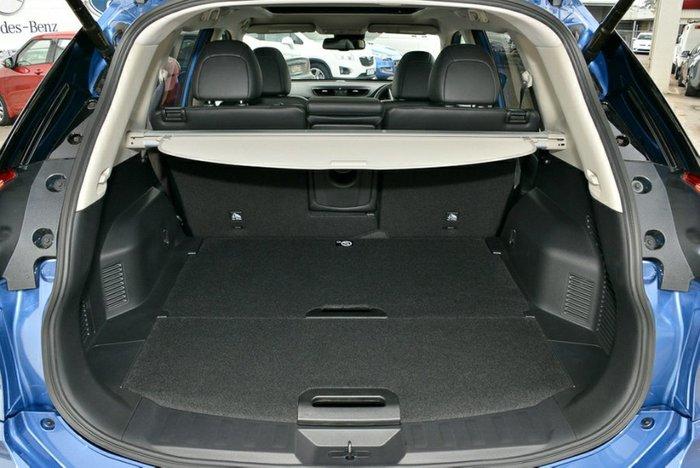 2018 Nissan X-TRAIL Ti T32 Series II 4X4 On Demand MARINE BLUE