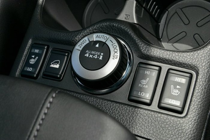 2019 Nissan X-TRAIL Ti T32 Series II 4X4 On Demand DIAMOND BLACK