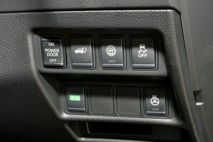 2019 Nissan X-TRAIL Ti T32 Series II 4X4 On Demand RUBY RED