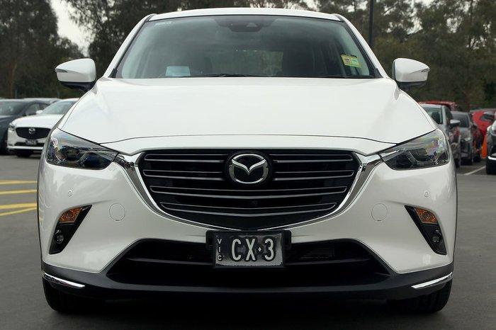2019 Mazda CX-3 Akari LE DK White