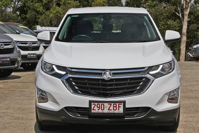 2018 Holden Equinox LS+ EQ MY18 White
