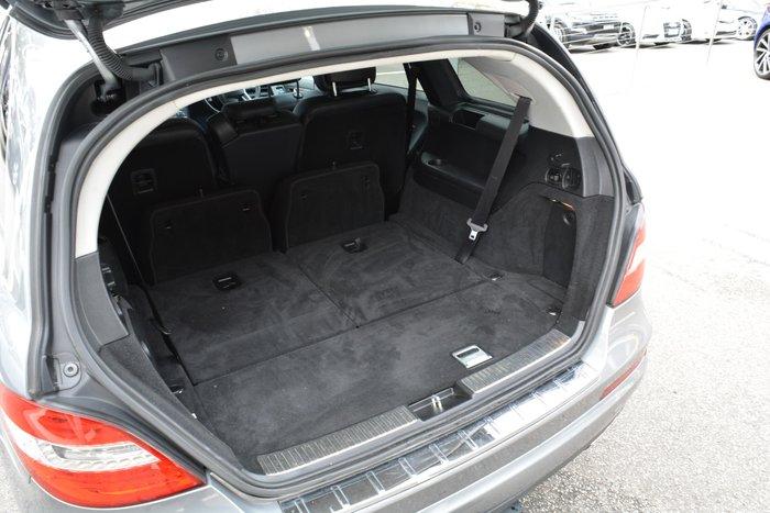 2011 Mercedes-Benz R300 CDI 251 MY11 Four Wheel Drive Grey