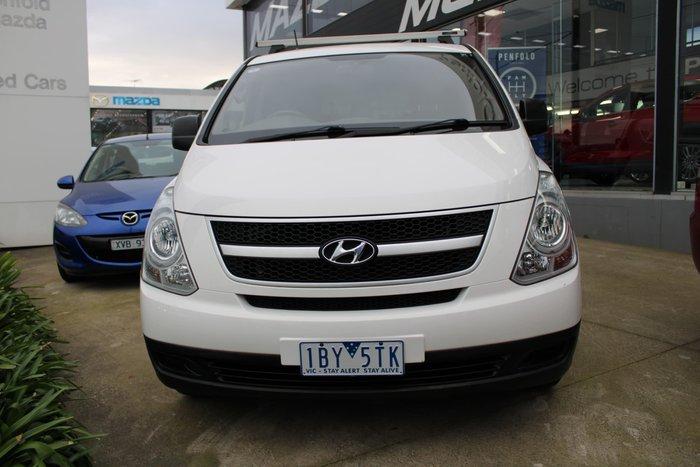 2014 Hyundai iLoad TQ2-V MY14 White