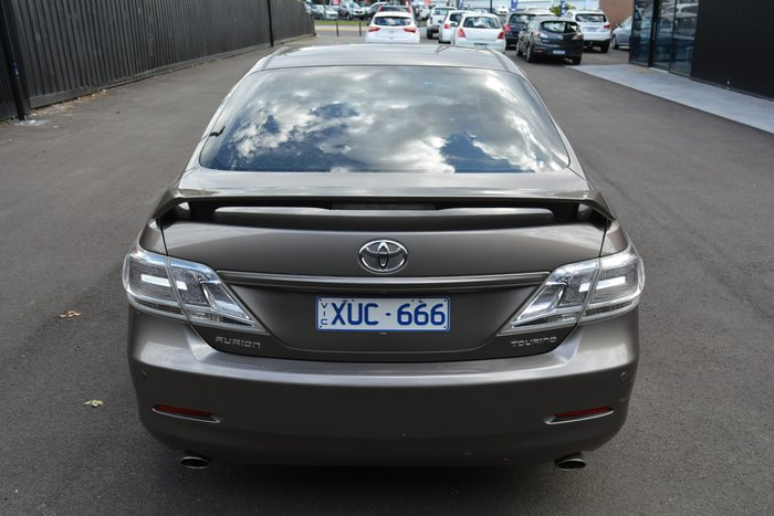 2010 Toyota Aurion Touring GSV40R MY10 Grey
