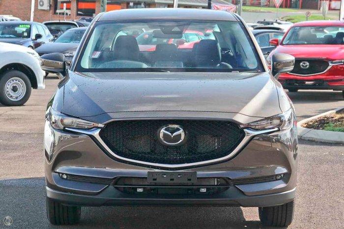 2019 Mazda CX-5 Maxx Sport KF Series Bronze