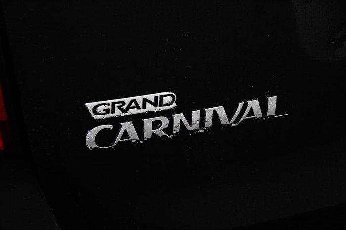 2014 Kia Grand Carnival Si VQ MY14 Grey