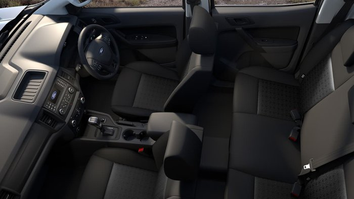 2019 Ford Ranger XL PX MkIII MY19.75 4X4 Dual Range Silver