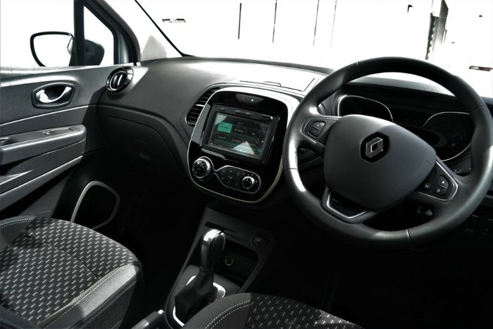 2019 Renault Captur Zen J87 DIAMOND BLACK