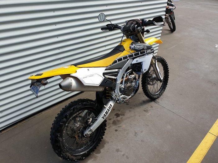 2016 YAMAHA WR450F null null Yellow