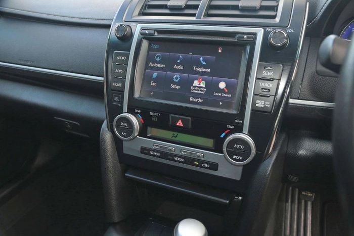 2017 Toyota Camry Atara SL ASV50R Silver