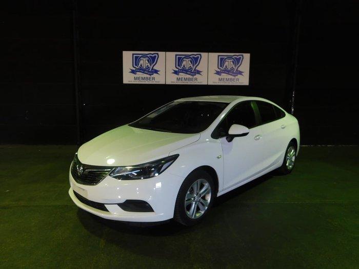 2018 Holden Astra LS+ BL MY18 White