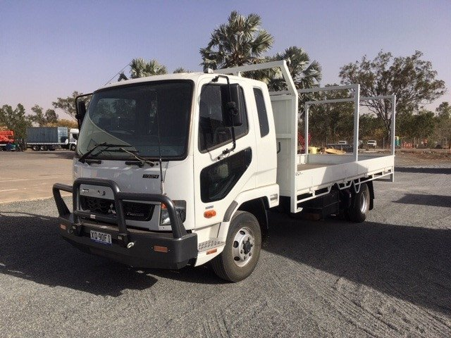 2014 Fuso FK600 Fighter