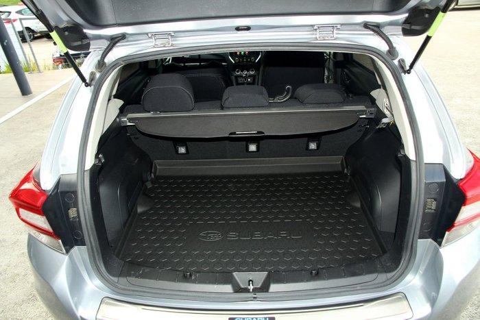 2018 Subaru Impreza 2.0i Premium G5 MY18 Four Wheel Drive Silver