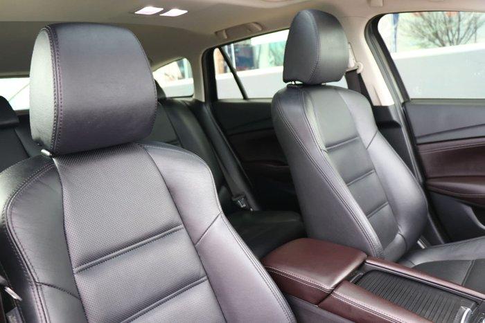 2014 Mazda 6 Atenza GJ MY14 Silver