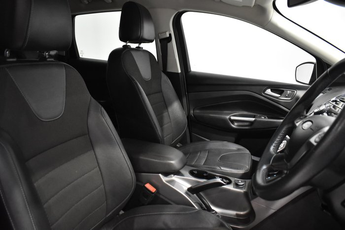 2015 Ford Kuga Trend TF MkII MY16 4X4 On Demand Silver