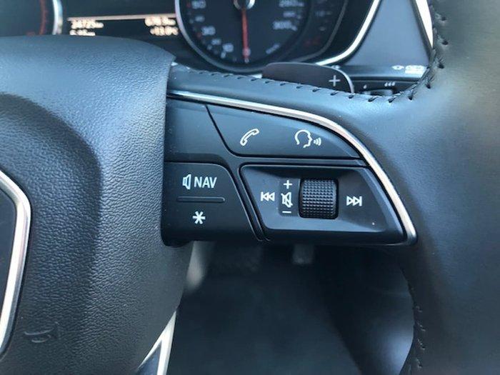 2018 Audi Q5 TDI design FY MY18 4X4 On Demand Silver