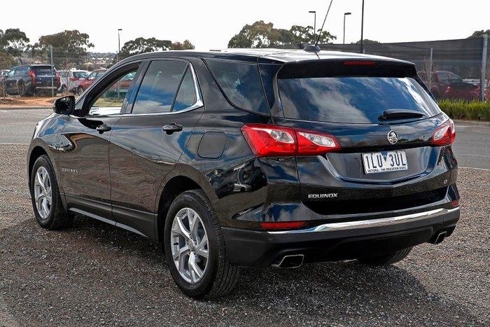 2017 Holden Equinox LT EQ MY18 Black