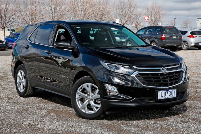 2017 Holden Equinox LT EQ MY18 Black