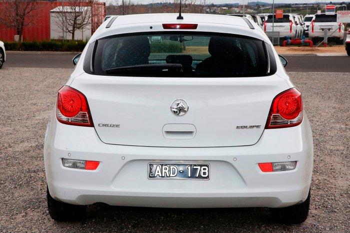 2014 Holden Cruze Equipe JH Series II MY14 White