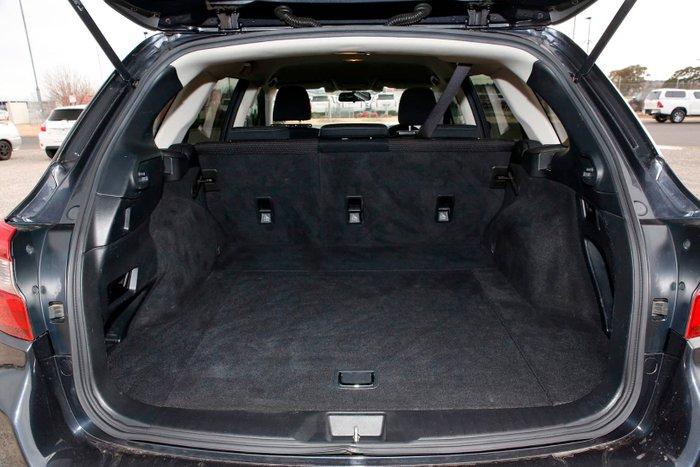2015 Subaru Outback 2.5i 5GEN MY15 Four Wheel Drive Grey