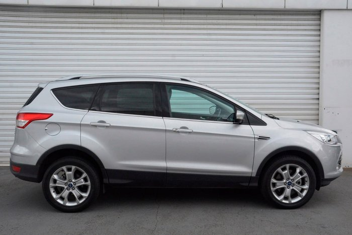 2015 Ford Kuga Trend TF MkII MY15 4X4 On Demand Silver