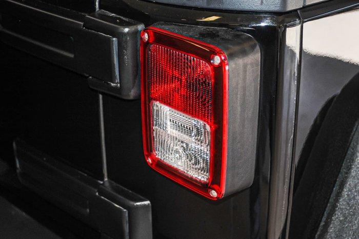 2013 Jeep Wrangler Sport JK MY13 4X4 Black