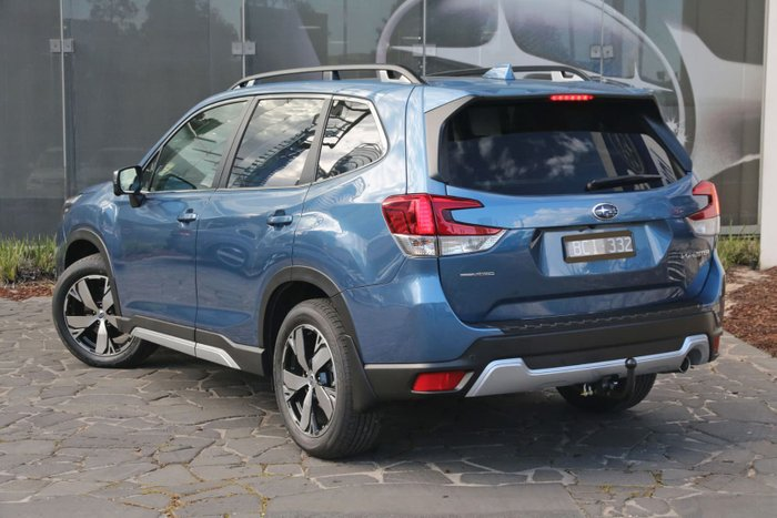 2019 Subaru Forester 2.5i-S S5 MY19 Four Wheel Drive Blue