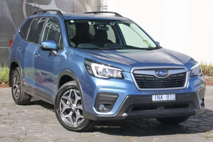 2019 Subaru Forester 2.5i-L S5 MY19 Four Wheel Drive Blue