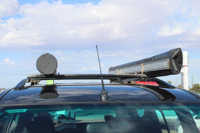 2011 Mitsubishi Challenger LS PB MY11 4X4 Dual Range null