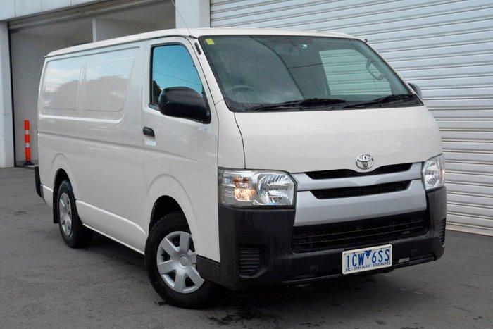 2013 Toyota Hiace TRH201R MY12 White