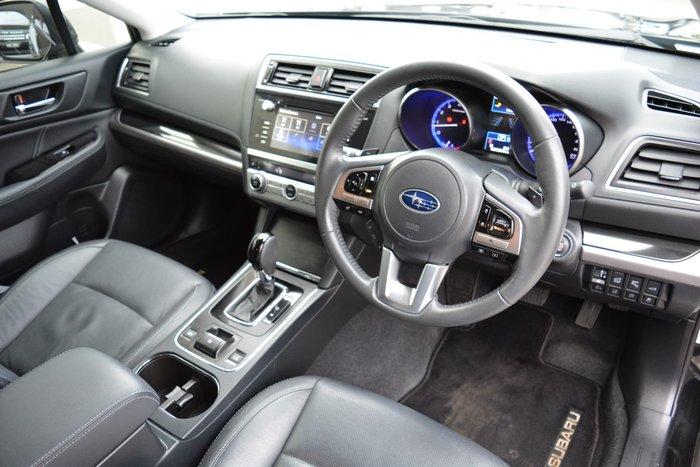 2016 Subaru Outback 2.5i Premium 5GEN MY16 Four Wheel Drive Black
