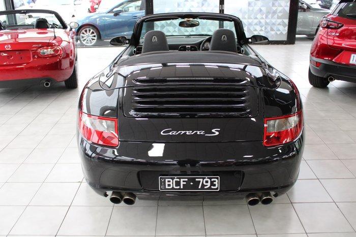 2006 Porsche 911 Carrera S 997 MY06 Black