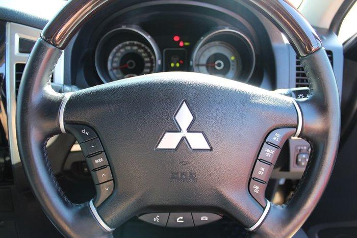 2016 Mitsubishi Pajero Exceed NX MY16 4X4 Dual Range null