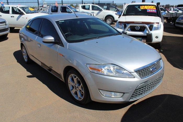 2008 Ford Mondeo TDCi MA Silver