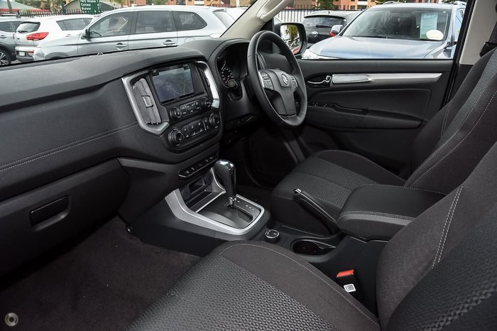 2019 Holden Colorado LTZ RG MY19 4X4 Dual Range Dark Shadow