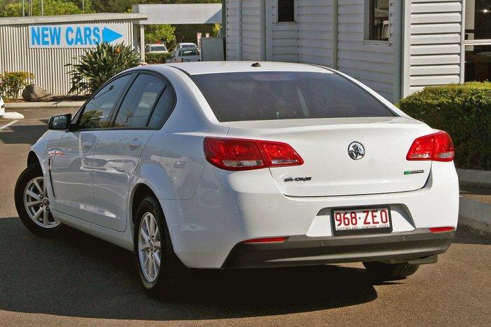 2015 Holden Commodore Evoke VF MY15 White