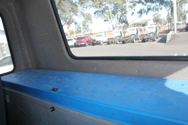 2007 Isuzu FVZ1400 ALLISON AUTO LOW KM'S WHITE