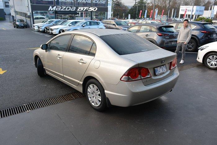 2007 Honda Civic VTi 8th Gen MY07 Gold