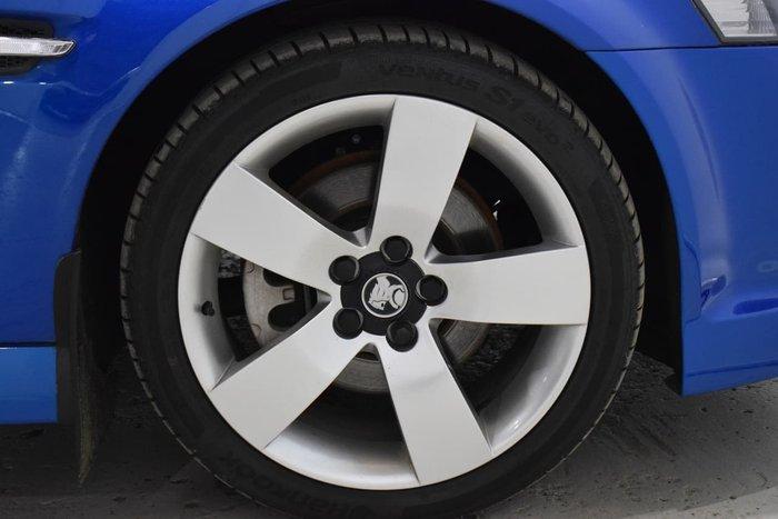 2010 Holden Ute SS V VE MY10 Blue