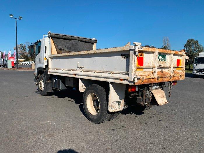 2008 Isuzu trucks F Series FVR FH White