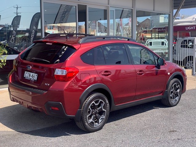 2012 Subaru XV 2.0i G4X MY12 Four Wheel Drive MAROON