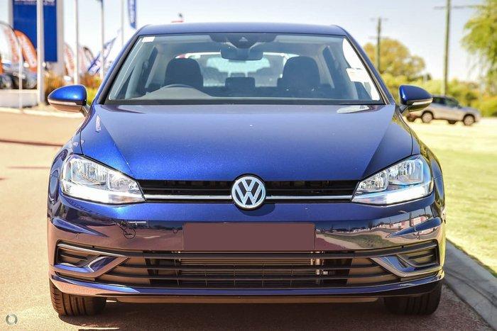 2019 Volkswagen Golf 110TSI Trendline 7.5 MY19.5 Blue