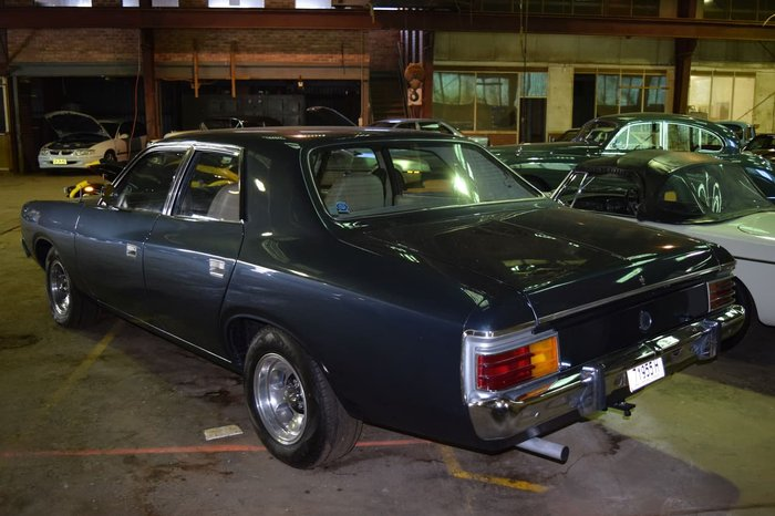 1979 CHRYSLER VALIANT REGAL CM Blue