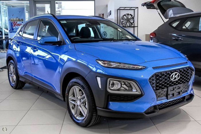 2019 Hyundai Kona Active OS.2 MY19 Blue