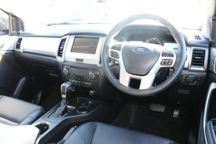 2018 Ford Everest Trend UA II MY19 Grey
