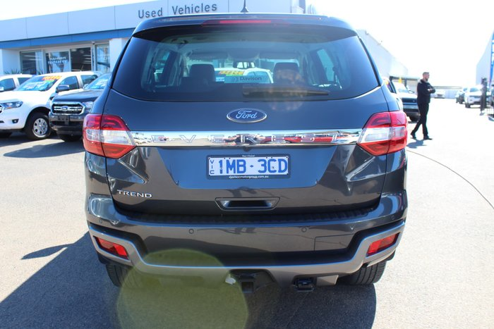 2018 Ford Everest Trend UA II MY19 Grey