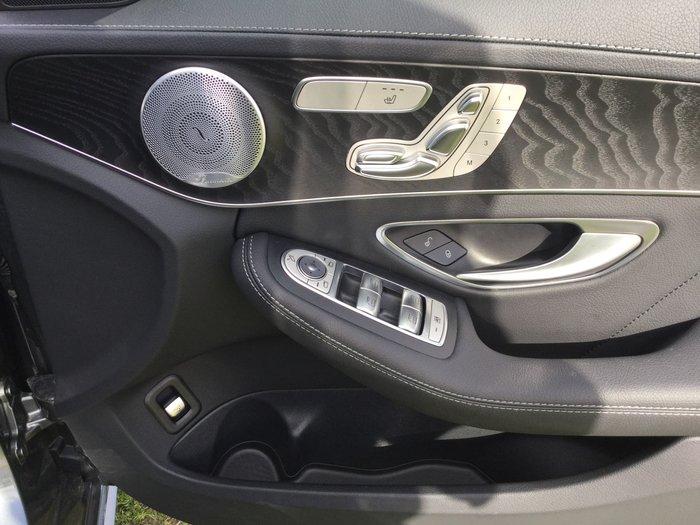 2018 Mercedes-Benz C-Class C300 W205 Grey