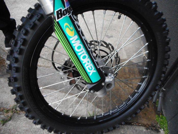 2019 Kawasaki KX450 Green