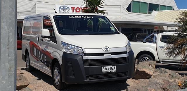 2019 TOYOTA Hiace Van